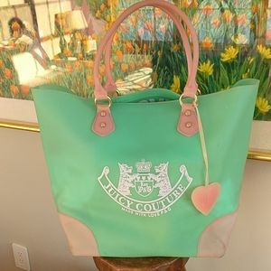JUICY COUTURE LARGE SIZE TOTE!🛍️🛍️🛍️